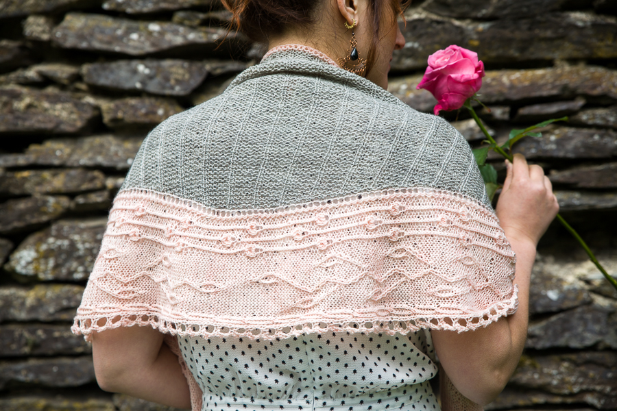 Weetwood Shawl by ChristalLK
