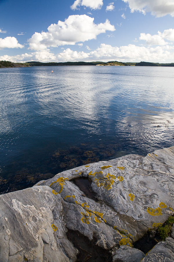 Sweden in August