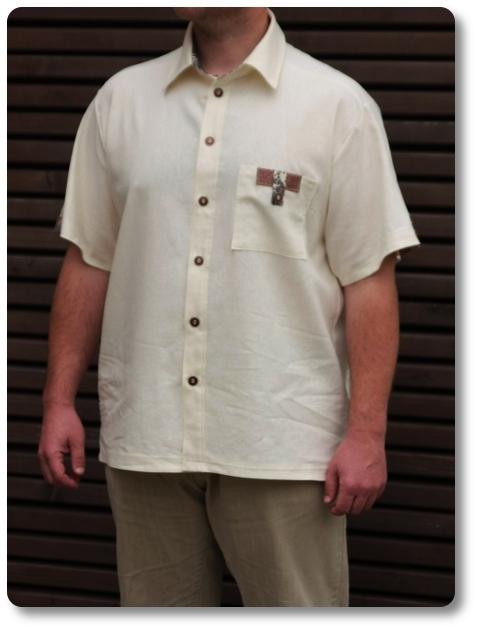 metrage tissu chemise homme