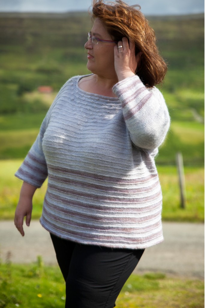 Isay sweater by ChristalLK Designs