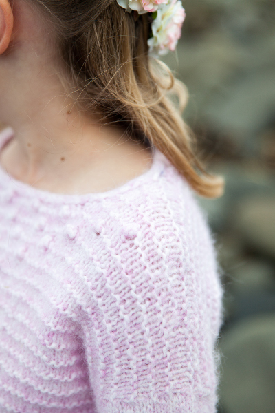 Fairy Pools sweater by ChristalLK Designs